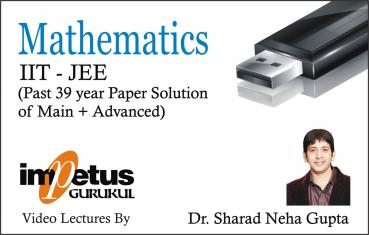 IIT-JEE MATHEMATICS PAST 39 yrs PAPER SOLUTIONS of MAIN + ADVANCED