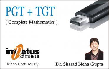 PGT + TGT – Complete Mathematics