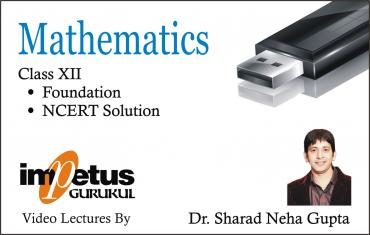 Class XII Mathematics Foundation & NCERT Solutions