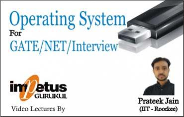 Operating System For GATE/NET