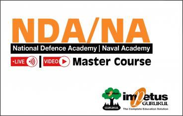 NDA/NA : Mathematics + GAT
