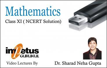 Class XI Mathematics NCERT Solutions
