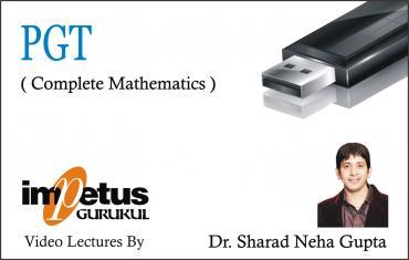 PGT – Complete Mathematics